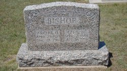 Archie Ottis Bishop