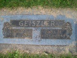 August C Geiszler