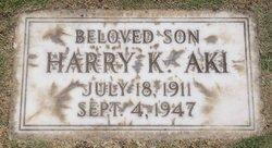 Harry Kau Aki
