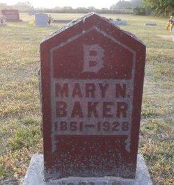 Mary Naomi <i>Robertson</i> Baker
