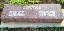 Viola Pearl <i>Cortner</i> Blake