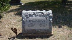 Emma Jane <i>Palmer</i> Higinbotham