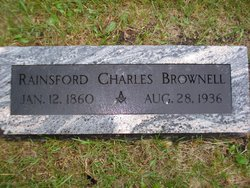 Rainsford Charles Brownell