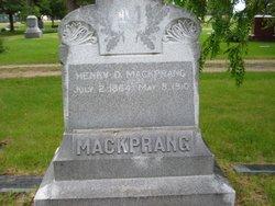 Henry D. Mackprang