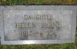Helen M <i>Wallwork</i> Byrne