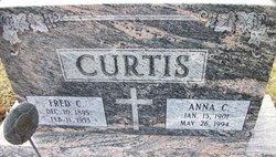Anna Catherine <i>Kuptz</i> Curtis
