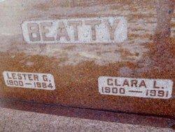 Clara Louise <i>Powell</i> Beatty