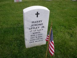 Harry Jerome Affley, Jr