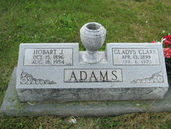 Hobart J Adams