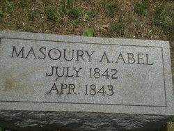 Masoury A Abel