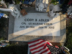 Corp Cody Benjamin Adler