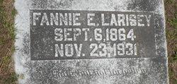 Fannie E. <i>Brinkley</i> Larisey
