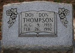 Doy Don Thompson