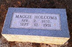 Margaret Maggie <i>Ratcliff</i> Holcomb