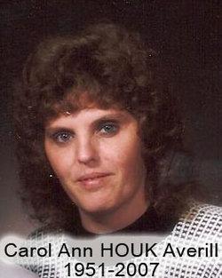 Carol Ann <i>Houk</i> Averill