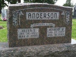 Helen <i>Shotwell</i> Anderson