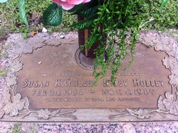 Susan Kathleen Susie <i>Riley</i> Holley
