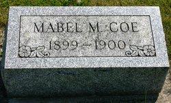 Mabel Marie Coe