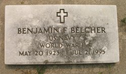 Benjamin Franklin Belcher
