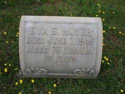 Eva E. <i>Ortt</i> Moyer