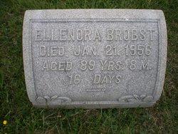 Ellenora <i>Ortt</i> Brobst