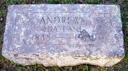 Ada M. <i>Lane</i> Andrews