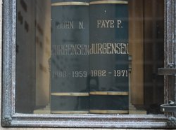 Fanny Faye <i>Wyser</i> Jurgensen