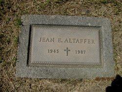 Jeanette Eileen Jean Altaffer