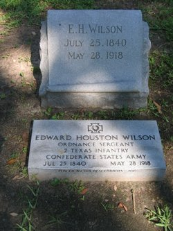 Edward Houston Wilson