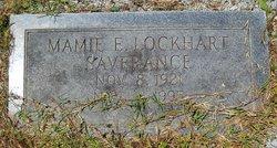 Mamie Elizabeth <i>Lockhart</i> Saverance