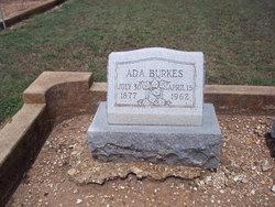 Ada Burkes