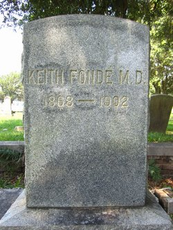 Dr Keith Fonde