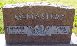 Horace McMasters