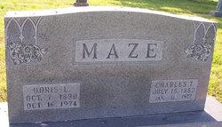 Charles Thomas Maze
