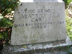 Beatrice Enid Carter