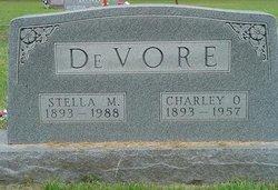 Charles Ovia Charley DeVore