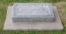 Henry Barny Adams, Jr