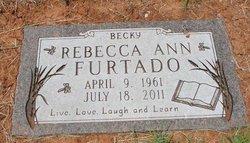 Rebecca Ann Becky <i>Thedford</i> Furtado
