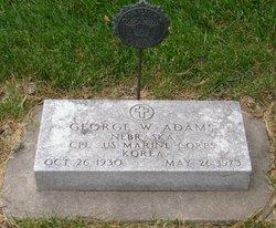 George William Adams