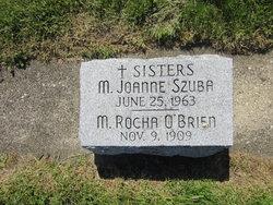 Sr M Rocha O'Brien