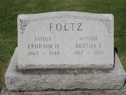 Bertha <i>Styer</i> Foltz