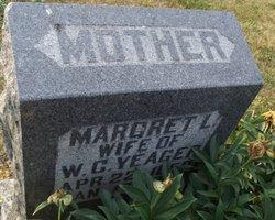 Margaret Emmly Love <i>McRoberts</i> Yeager