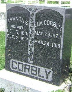Amanda Sarah Manda <i>Joseph</i> Corbly
