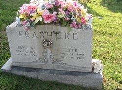 Lottie B <i>Pate</i> Frashure