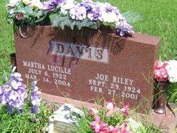 Martha Lucille Davis