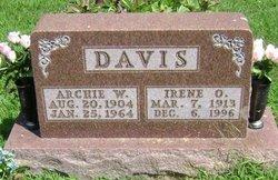 Irene Orpha <i>Day</i> Davis Galpin