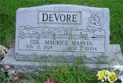 Maurice Marvin DeVore