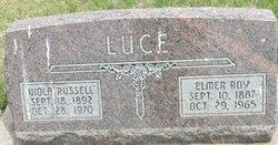 Elmer Roy Luce