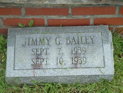 Jimmy G. Bailey