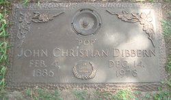 John Christian Frederick Dibbern